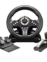 PXN®V18S Wired Vibration PC Gaming Steering Wheel