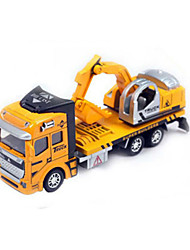 Toys Creative Model & Building Toy Car Novelty Metal Plastic Children's Day