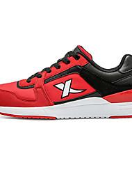 X-tep Sneakers Wearproof Outdoor Low-Top Rubber Perforated EVA Running/Jogging