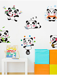 Animals Florals Wall Stickers Plane Wall Stickers Decorative Wall Stickers,Vinyl Material Home Decoration Wall Decal