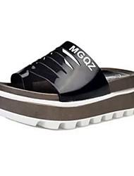 Damen-Flache Schuhe-Lässig-Leinen-Flacher Absatz-Komfort Leuchtende Sohlen-Schwarz Weiß Silber Grau