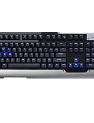 teclado mecânico Teclado de Gaming USB eixo preto Ajiazz Ajazz AK47