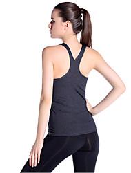 K-Bird®®Yoga Tops Transpirable Eslático Ropa deportiva Yoga Mujer