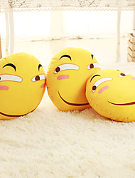 1 pcs Cotton Pillow CaseNature Modern/Facial Expression Animation Spoof Plush Toys Funny Pillow Pillow