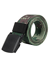Canvas Wearproof Camouflage Unisex Hunting Belt