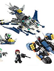 Building Blocks For Gift  Building Blocks Model & Building Toy Tank ABS 5 to 7 Years 8 to 13 Years 14 Years & Up Blue Toys