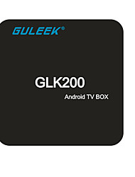 TV Box Android 5.1 preto Bluetooth 4.0