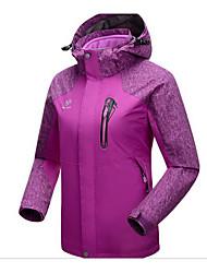 Randonnées Hauts/Tops Unisexe Doublure Polaire Printemps Automne Hiver Vert Violet M L XL Sport de détente