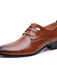 Men's Oxfords / Hot Sale / Business / New Style / Comfort/ Office & Career / Casual Black/Brown/Walking
