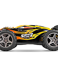 WL Toys 12404 Buggy 1:12 Brush Electric RC Car 45 2.4G Ready-To-GoRemote Control Car Remote Controller/Transmitter USB Cable User Manual