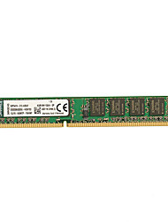 Kingston RAM 4GB DDR3 1600MHz Memória de desktop