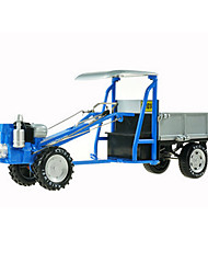 Farm Vehicle Toys Car Toys 1:16 Metal ABS Plastic Blue Model & Building Toy