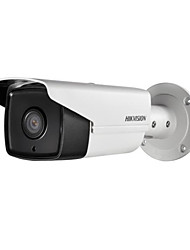 Hikvision® ds-2cd2t42wd-i8 Cámara del IP del mp 4.0 mpd 120db wdr dnr 3d 12v dc & poe (plug and play impermeable de la noche del día)