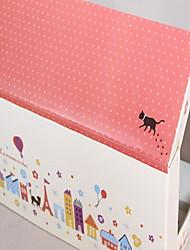 Кошка Кровати Животные Подкладки Мягкий Розовый Котон