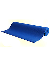 PVC Yoga Mats Odor Free Eco Friendly 6mm