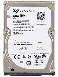Seagate 1TB SSHD unidade de disco rígido SATA 3.0 (6Gb / s) esconderijo 2.5 polegadas-ST1000LM014