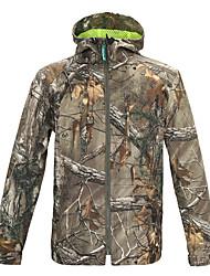 Unissexo Blusas Caça Respirável Vestível Confortável Primavera Outono Inverno Camuflagem