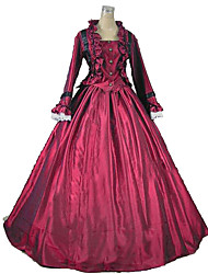 Steampunk® Women's Prom Gothic Victorian Fancy Palace Masquerade Lolita Dresses