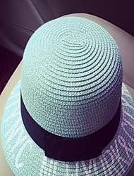 Chapeau de Paille Chapeau de soleil Hiver Décontracté Paillette Unisexe