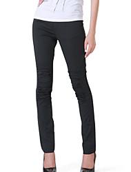 Women's Black Skinny Pants , Vintage/Bodycon/Casual/Party/Work/Plus Sizes