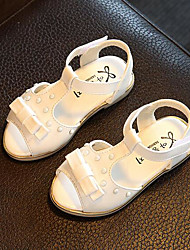 Girls' Sandals Comfort Leather Outdoor Casual Athletic Running