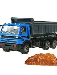 Construction Vehicles Toys 1:50 Metal ABS Plastic Blue