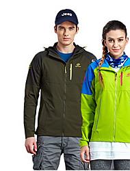 Unisexe Hauts/Tops Sport de détente Confortable Printemps Automne Vert OliveM L XL