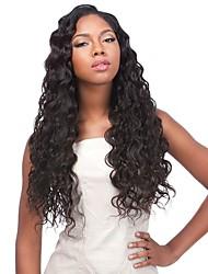Hot Sale Curly 100% Brazilian Virgin Human Hair Wigs Full Lace Wigs Glueless Full Lace Wigs For Blank Women