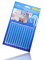 Sani Sticks 12 Pack  Keeps Drains And Pipes Clear And Odor Free As Seen On TV