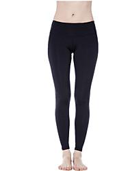 Yoga Pants Leggings Bottoms Comfortable High High Elasticity Sports Wear Black Women's 361°® Yoga