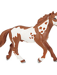Display Model Horse Classic & Timeless Chic & Modern Model & Building Toy For Boys For Girls Polycarbonate Plastic