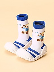 Kinder Baby Flache Schuhe Komfort Lauflern Stiefeletten Baumwolle Frühling Sommer Herbst Winter Normal WalkingKomfort Lauflern