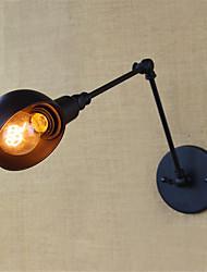 40w E27 loft de parede ajustável braço swing longo industrial lâmpada de fixação do vintage edison bulbo luzes wandlamp lamparas
