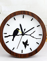 Creative Clock Desk Clock Desk Alarm Clock Table Clock Creative Home Decorative Fashion Mute Watches