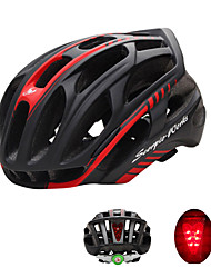 Super light  Bike Helmet 36 Vents With LED Light   59-63cm Road Bike  Mountain Cycle Helmet