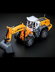 veículos agrícolas Puxar para trás Veículos 1:10 Metal Amarelo