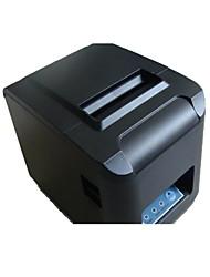 80mm imprimante thermique facture d'impression 300 mm / s andrews de soutien pos-8320 OTG avec cuttersale noir