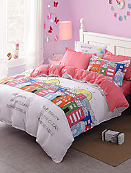 Duvet Cover Set 1pc Duvet Cover 1pc Bed Sheet Set 2  pcs Pillowcase Bedding Set Beautiful home