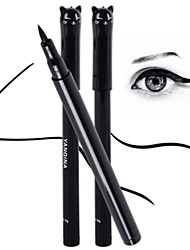 1Pcs Black Waterproof Liquid Eyeliner Make Up Beauty Comestics Long-Lasting Eye Liner Pencil Makeup Tools For Eyeshadow