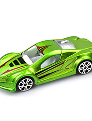 Race Car Toys Car Toys 1:64 Metal Plastic Green Model & Building Toy