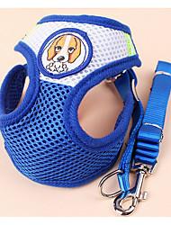 Hunde Leinen Sicherheit Solide Blau Jeansstoff