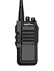 Wanhua GTS-812 Handheld Walkie Talkie VHF 136-174MHZ UHF 400-470MHZ 5W Two Way Radio