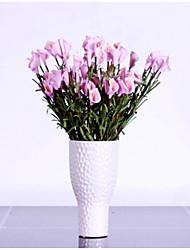 14 Ast Kunststoff Calla-Lilien Tisch-Blumen Künstliche Blumen 44
