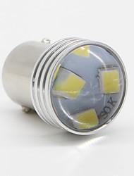 10pcs 1156 BA15S 382 P21W levou 2835brake reverso sinal de volta indicador de nevoeiro lâmpada 12v