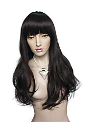 Deep Wavy Wig Top Quality Synthetic Fiber Heat Resistant Fashion Lady Wig