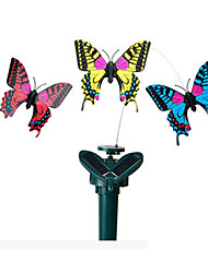 Toys For Boys Discovery Toys Solar Powered Gadgets Butterfly ABS