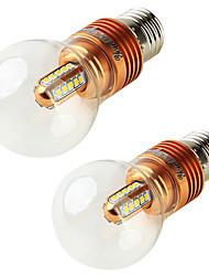 YouOKLight 2pcs E27 5W 450lm 3000K 25xSMD2835 Warm White LED Bulb Lamp AC85-265V