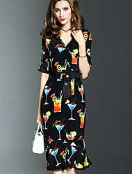 Gender Occasion Style Dresses Type DressPattern Design Neckline Dress Length Sleeve Length Sleeve Type Fabric Color Season Waistline Type Elasticity