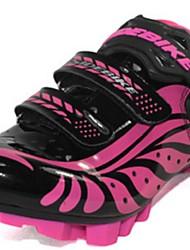 BODUN/SIDEBIKE® J000921 Cycling Shoes Women's Anti-Slip Breathable Mountain Bike PU EVA Cycling
