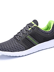 Men's Athletic Shoes Summer Comfort Light Soles Tulle Outdoor Athletic Low Heel Running